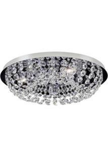 Plafon Llum Royal Cristal, Redondo, 40Cm - 37706