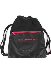 Mochila Olympikus Gym Sac Essential - Unissex