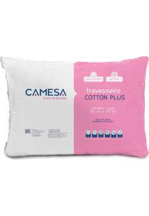 Travesseiro Cotton Plus Lll Branco