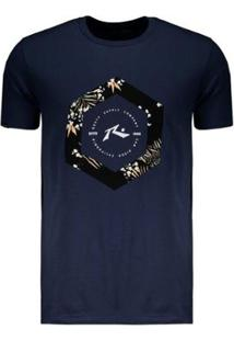 Camiseta Rusty Peking Masculina - Masculino