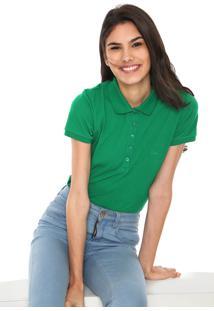 4835d3a727 Camisa Pólo Colcci Pique feminina