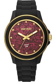 Relógio Mormaii Analógico Mo2035Hy-8T Feminino - Feminino