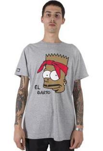 Camiseta Stoned El Barto Masculina - Masculino