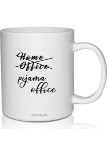 Kit 2 Canecas Personalizadas Para Home Office Pijama Office