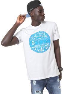 Camiseta New Era Stuff Branca