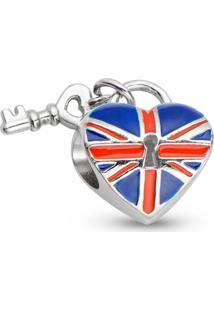 Pingente Coraã§Ã£O Britã¢Nico Life By Vivara - Unico - Feminino - Dafiti