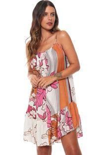 737201b64 Vestido Morena Rosa Viscose feminino | Shoelover