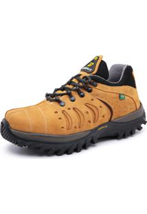 Coturno Adventure Bergally Amarelo