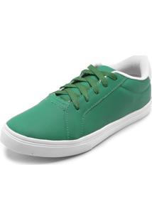 fa5f13a71e2 Tênis Pesponto Verde feminino