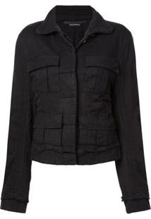 Haider Ackermann Basic Short Jacket - Preto