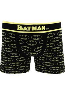 468a3e7da ... Cueca Lupo Urban Boxer Batman Preta