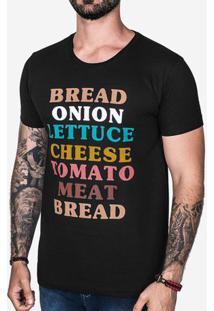Camiseta Burguer 102823