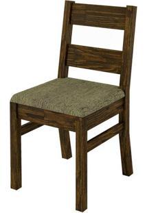 Cadeira Macica Preto Amarelo Chenille Liso 4714 - Sun House