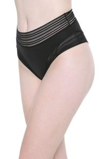 Calcinha Calvin Klein Underwear Hot Pant Melbourne Preta