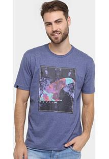Camiseta Rusty Silk Sb High Voltage - Masculino
