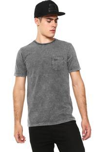 Camiseta Volcom Comfort Cinza