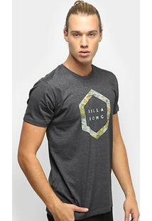 Camiseta Billabong Acess Border Ii Masculina - Masculino