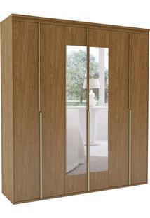 Guarda-Roupa Casal Com Espelho Sonhare L 6 Pt Álamo