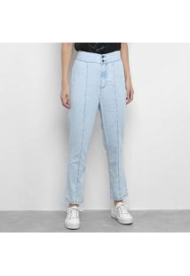 Calça Jeans My Favorite Thing (S) Jogging High Feminina - Feminino