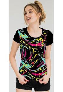 Camiseta Stompy Feminina Estampada 08 - Feminino