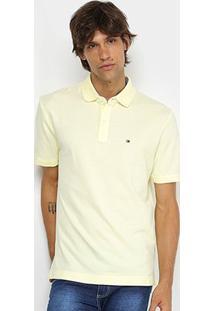Camisa Polo Tommy Hilfiger Masculina - Masculino
