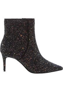 Bota Glitter Colors Black | Schutz