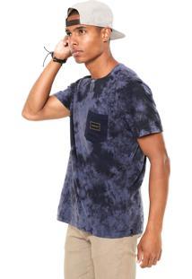 Camiseta Quiksilver Sival Azul