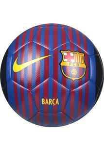 Bola De Futebol Campo Barcelona Nike Prestige - Unissex