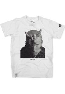 Camiseta Stoned Eminem Branco
