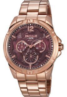 Relógio Seculus Feminino 28971Lpsvrs1