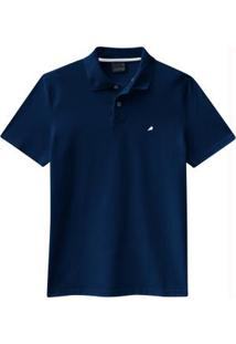 Camisa Azul Enfim