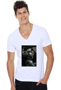 Camiseta Triztam Personalizada Branca 241