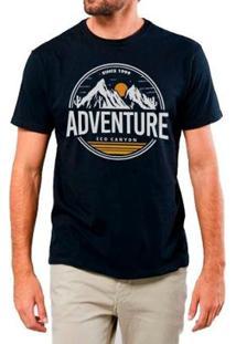 Camiseta Eco Canyon Hiking Masculina - Masculino