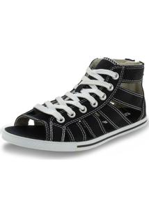 Tênis Feminino Ct As Gladiator Mid Converse All Star - 5370 Preto 33