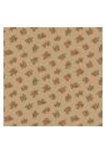 Papel De Parede Flowertime Ff202-36 Dourado Vinílico Com Estampa Contendo Folhagem