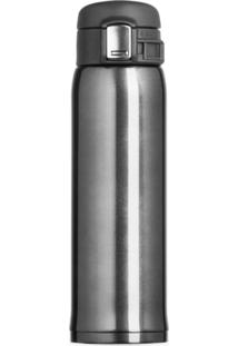 Garrafa Térmica 450 Ml Sensation Topget Prata
