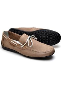 Sider Couro Top Franca Shoes Masculino - Masculino-Marrom