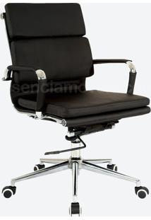 Cadeira Eames Soft Diretor