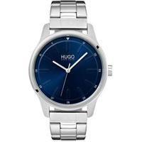 f93fbef43db Relógio Hugo Boss Masculino Aço - 1530020