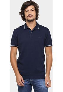 Camisa Polo Lacoste Piquet Slim Fit Croco Surton - Masculino