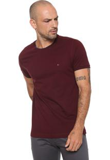 Camiseta Aramis Listra Vinho