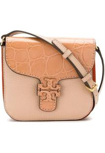 Tory Burch Bolsa Tiracolo 'Mcgraw' - Neutro