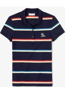 Camisa Polo Lacoste Feminina - Feminino