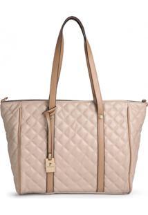 Bolsa Shopping Bag Tropicalle Matelassê