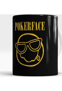 Caneca Pokerface