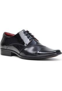 Sapato Social Gofer Promais 0771 Co - Masculino