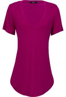 T-Shirt Rineli - Fúcsia