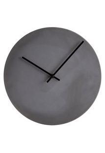 Relógio De Parede Modern Design 30 X 4 Cm