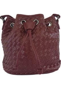 Bolsa Bag Dreams Mini Saco Lara Vermelha
