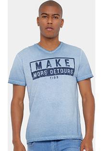 Camiseta Tigs Make Masculina - Masculino